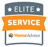 HomeAdvisor Elite Service Award - Ackerman Well Drilling Company, Inc.